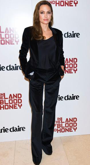 "5 style ""đỉnh"" của Angelina Jolie - 23"