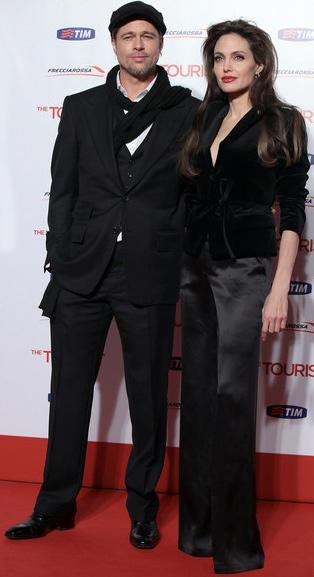 "5 style ""đỉnh"" của Angelina Jolie - 24"