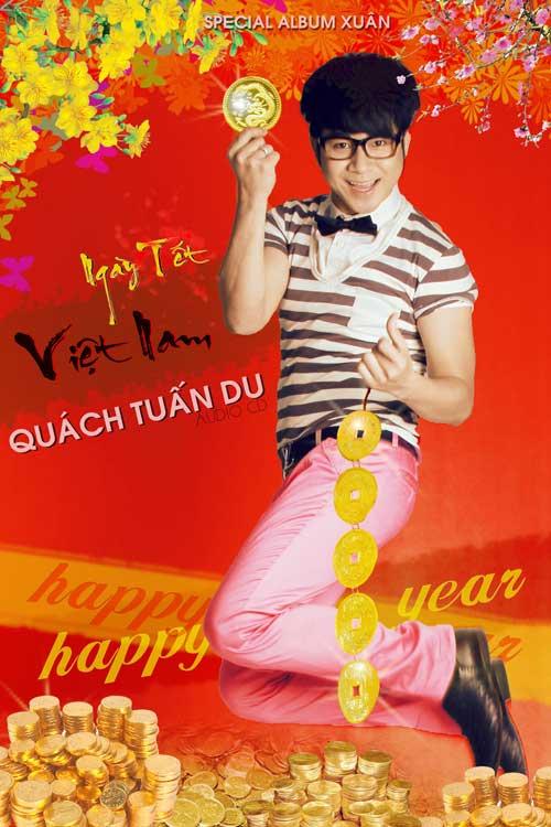 Quách Tuấn Du tung album nhạc xuân - 1