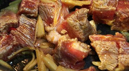 Rét đậm, ăn bò kho gừng tuyệt đỉnh - 5
