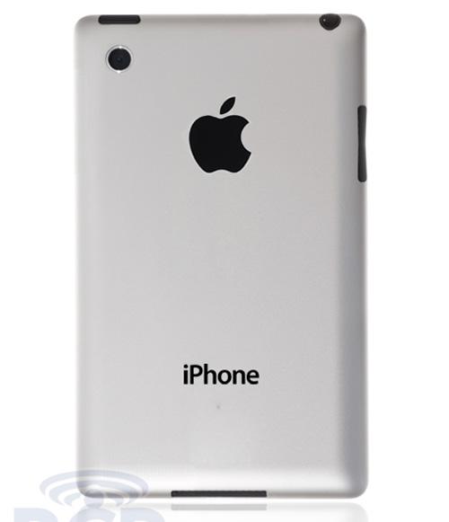 iPhone 5 vỏ nhôm ra mắt mùa thu 2012 - 1