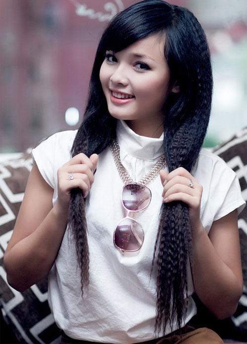 Sao Việt ngọt ngào, dữ dội với tóc xù mì - 11