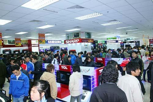 MediaMart: Khai trương đại siêu thị điện máy lớn nhất VN - 6