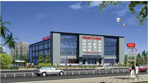 MediaMart: Khai trương đại siêu thị điện máy lớn nhất VN - 1