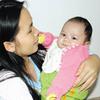 Gặp lại bé 2 ngày tuổi bị bắt cóc ở BV