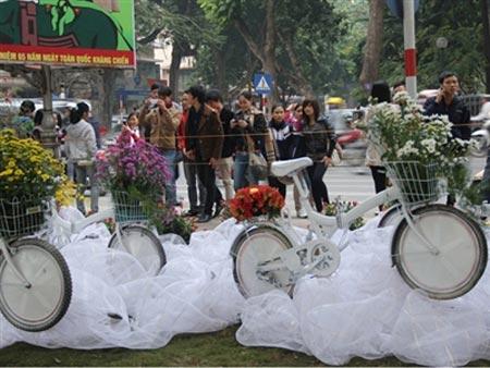 Tối nay khai mạc lễ hội hoa Hà Nội - 2