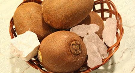 Dễ chịu vô cùng mứt kiwi chua dẻo - 1