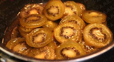 Dễ chịu vô cùng mứt kiwi chua dẻo - 10