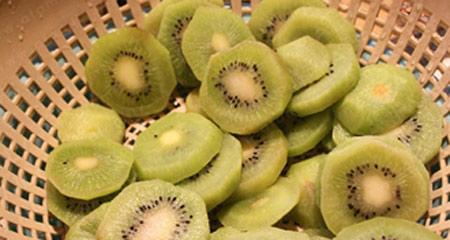 Dễ chịu vô cùng mứt kiwi chua dẻo - 9