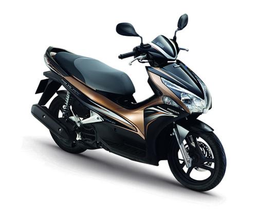 Honda tung xe Air Blade mới - 1