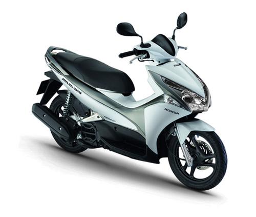 Honda tung xe Air Blade mới - 3