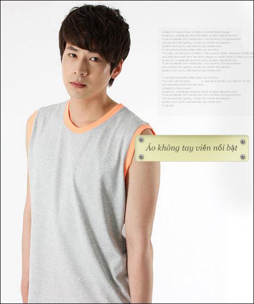 Những mẫu trang phục Nam đẹp từ Hàn Quốc - 6