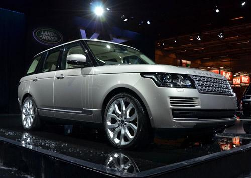 Range Rover 2013: Chiếc SUV không thể chê - 1