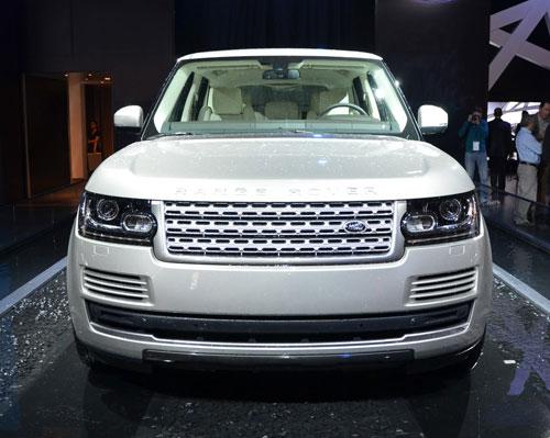 Range Rover 2013: Chiếc SUV không thể chê - 2