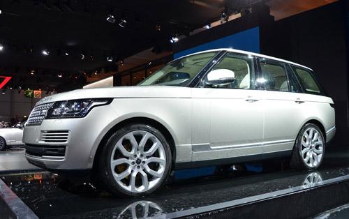 Range Rover 2013: Chiếc SUV không thể chê - 3