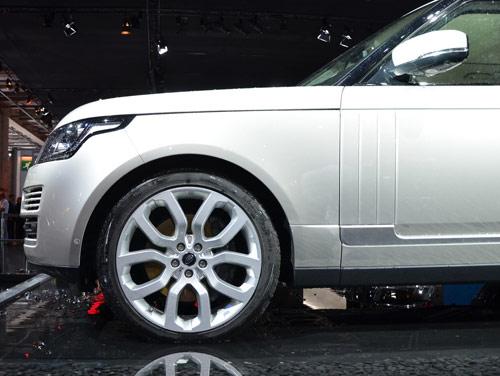 Range Rover 2013: Chiếc SUV không thể chê - 4