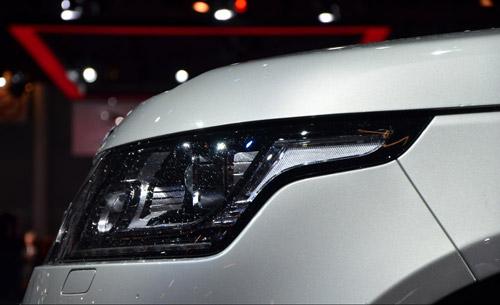 Range Rover 2013: Chiếc SUV không thể chê - 5