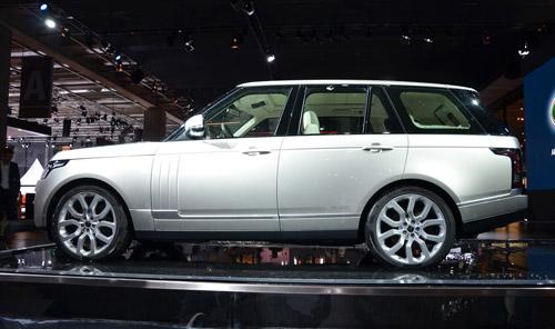 Range Rover 2013: Chiếc SUV không thể chê - 6