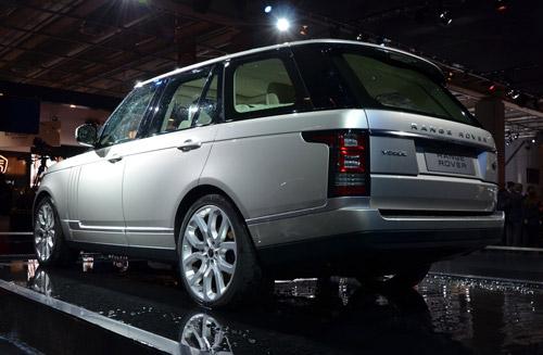 Range Rover 2013: Chiếc SUV không thể chê - 7