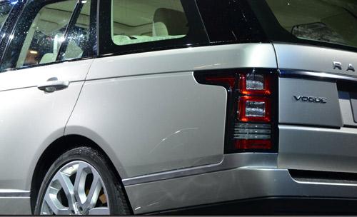 Range Rover 2013: Chiếc SUV không thể chê - 8