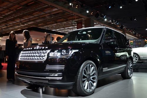 Range Rover 2013: Chiếc SUV không thể chê - 9