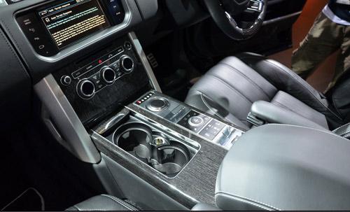 Range Rover 2013: Chiếc SUV không thể chê - 12