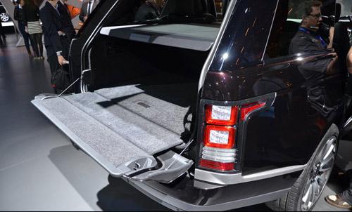 Range Rover 2013: Chiếc SUV không thể chê - 13