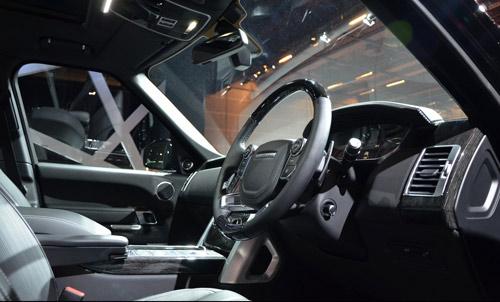 Range Rover 2013: Chiếc SUV không thể chê - 14