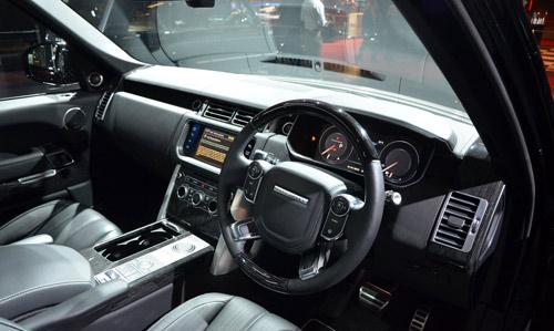 Range Rover 2013: Chiếc SUV không thể chê - 15