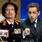 Cựu TT Pháp Sarkozy ra lệnh giết Gaddafi?
