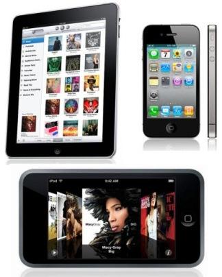 Cài đặt phần mềm cho iPhone, iPod, iPad ở đâu? - 1