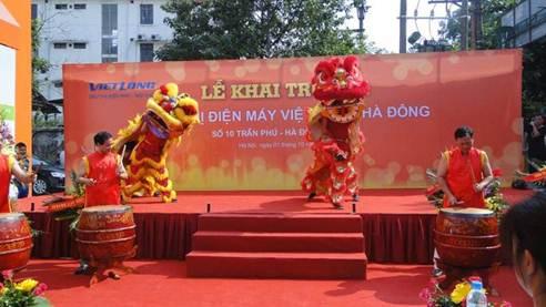 Việt Long khai trương hệ thống siêu thị Điện máy - 2