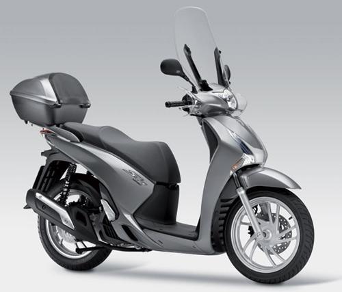 Honda SH 2013 có giá khoảng 83,5 triệu đồng - 1