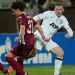 Bóng đá - Cluj – MU: Song tấu Rooney và Persie