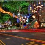 Du lịch - Nghé thăm 10 con phố nổi tiếng nhất thế giới