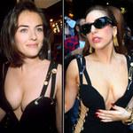 """Thời trang - Lady Gaga """"đọ ngực"""" xuyên thế kỷ"""