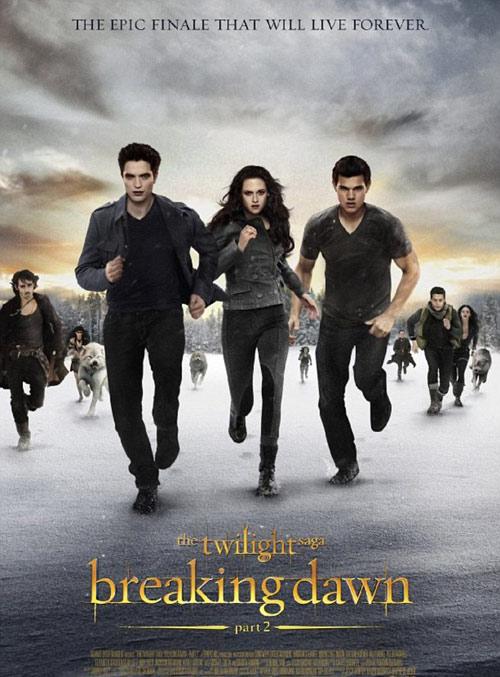 Kristen và Robert lại tình tứ trong Twilight - 9