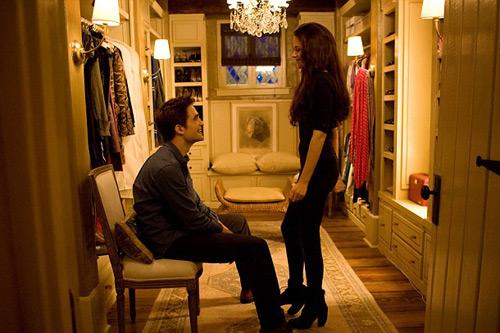 Kristen và Robert lại tình tứ trong Twilight - 2