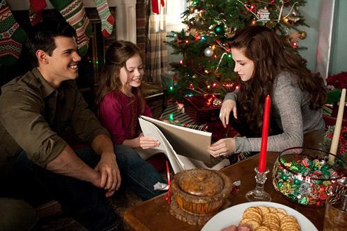 Kristen và Robert lại tình tứ trong Twilight - 5