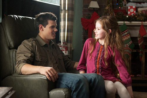 Kristen và Robert lại tình tứ trong Twilight - 6