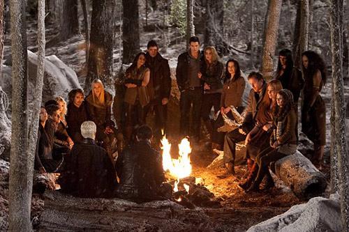 Kristen và Robert lại tình tứ trong Twilight - 7
