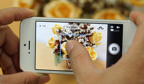 Cách chụp ảnh bằng smartphone đẹp hơn - 1