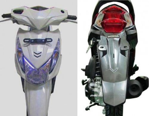 Honda Beat phun xăng điện tử lộ diện - 1