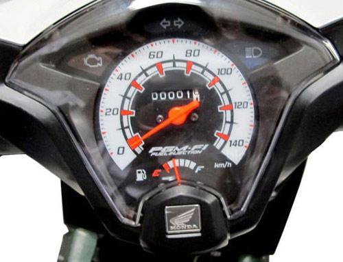 Honda Beat phun xăng điện tử lộ diện - 2