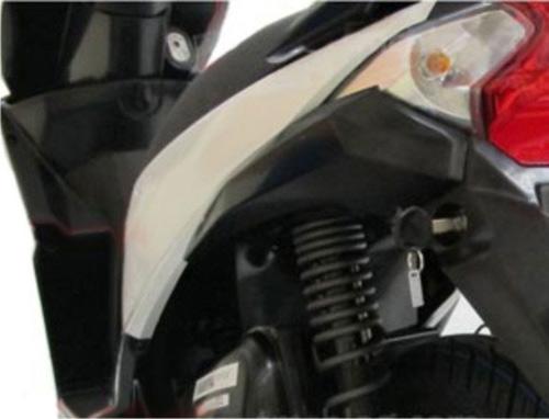 Honda Beat phun xăng điện tử lộ diện - 3