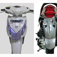 Honda Beat phun xăng điện tử lộ diện