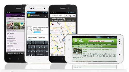 Đặt hàng HKPhone Revo S được Revo S2 - 5