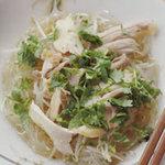 Ẩm thực - Miến gà trộn tự làm rất ngon