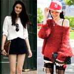 Thời trang - Nàng mẫu Á có gu ăn mặc cực chất