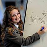 Tin tức trong ngày - Nữ sinh 12 tuổi thông minh hơn Einstein